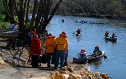 Watercraft rentals and canoe trip options across the state (Linn County, IA)