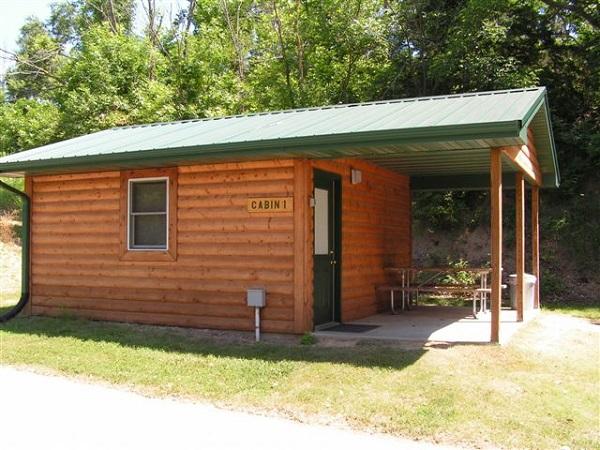 Hitchcock Cabin 1 -No Image