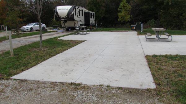 Wilson Lake Campsite #10 Non Reservable -No Image