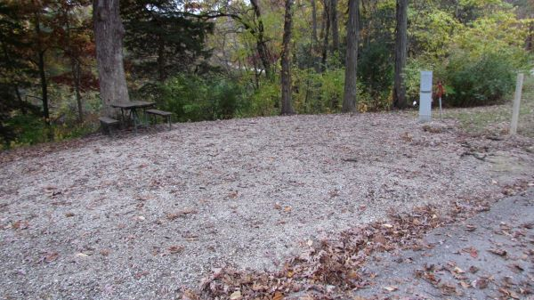 Pollmiller Campsite #03 Non Reservable -No Image