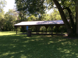 East Picnic Shelter -No Image
