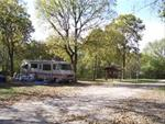 RV camping at Bells Mill Park