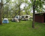Camping at Elk Horn Creek Recreation Area