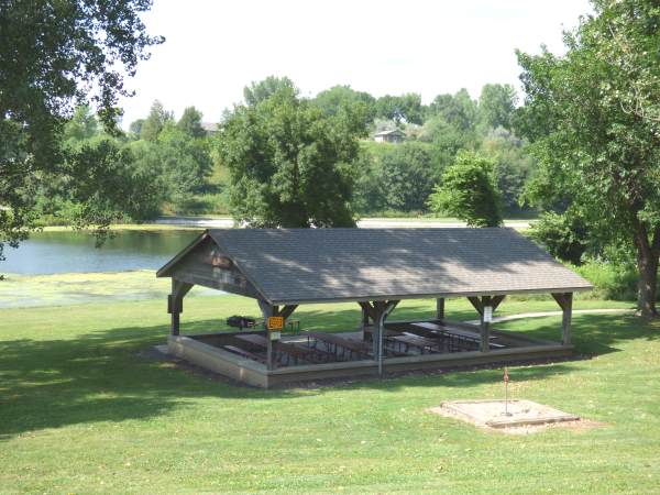 Yellow Smoke Park Lakeside Shelter -No Image