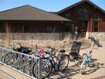 Conservation Center On Bike Trail