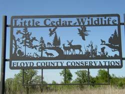 Little Cedar Wildlife Area
