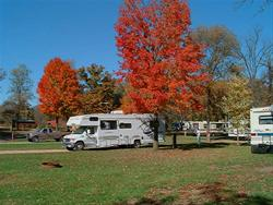 Walnut Grove Campground at Buffalo Creek Park - Linn County, IA