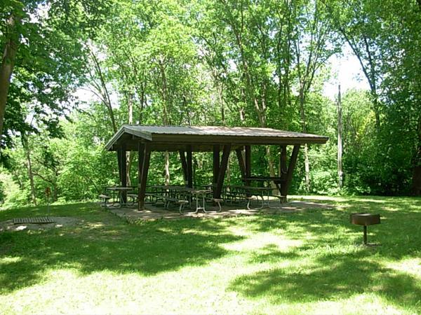 Cedar Bend West Shelter -No Image