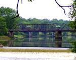 Historic Skunk River Bridge - Oakland Mills Park, Henry County, IA