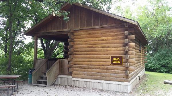 Cabin 1: Bass -No Image