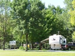 Lake Meyer Campground