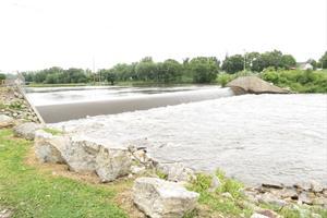 Pinicon Ridge Park Dam
