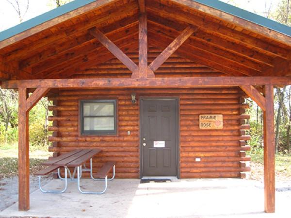 Little Sioux Prairie Rose Cabin 1 Rm 6 Person -No Image