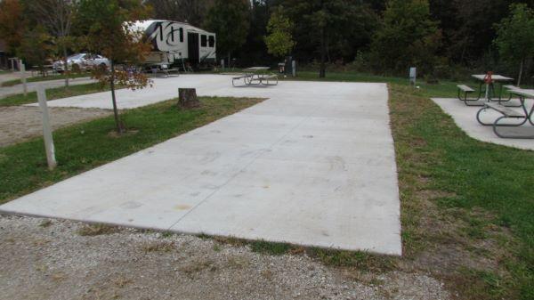 Wilson Lake Campsite #09 Non Reservable -No Image