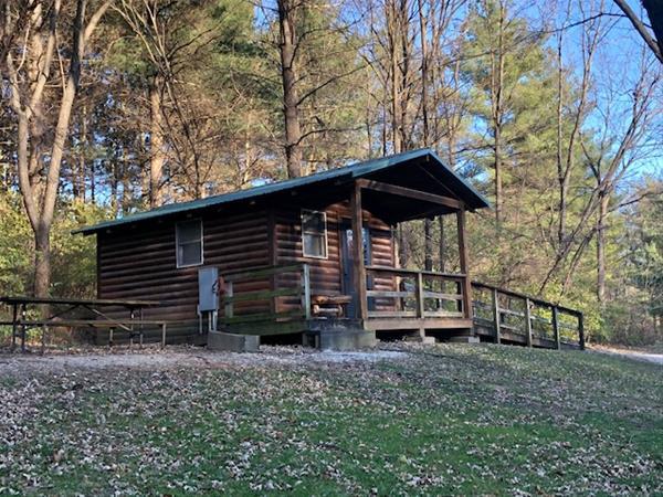 Jefferson County Cabin 1: Cedar -No Image