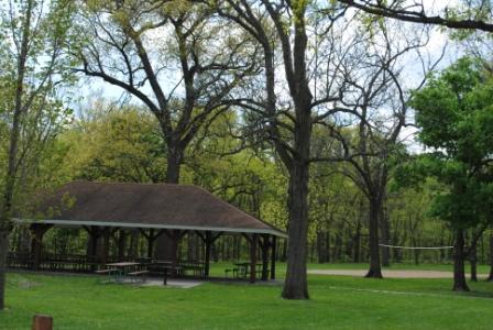 Jester Park Shelter 3 -No Image
