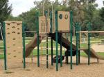 Ackley Creek Park playground