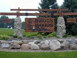 Briggs Woods Entrance