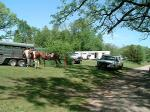 equestrian camping and trails