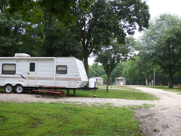 Nelson Park Campground -No Image