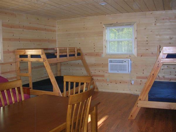 Manteno Camping Cabin -No Image