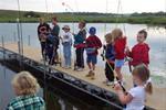 Kids Fishing Day at Swan Lake
