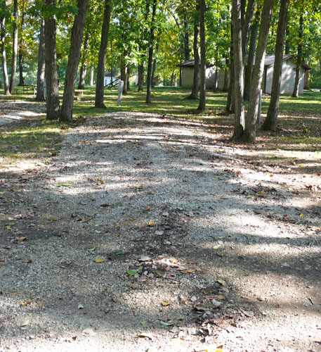 Morris Campground site 04 -No Image
