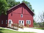 Shelters - We have Barn Shelter available for rent that is great for parties, weddings, outings and more!
