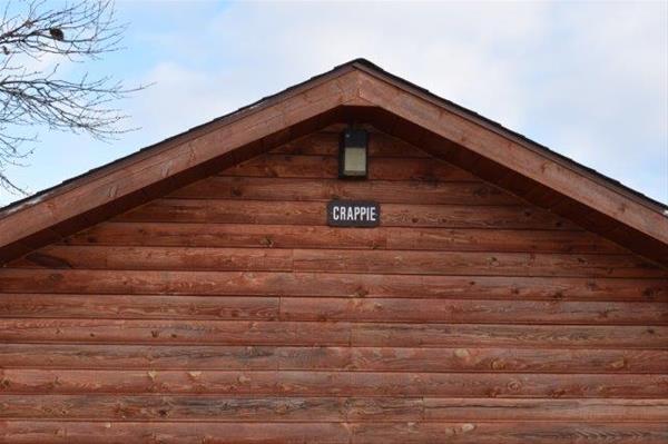 Cabin Crappie -No Image