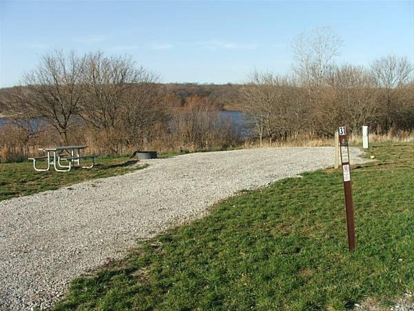 Roberts Creek East, Campsite 31 -No Image