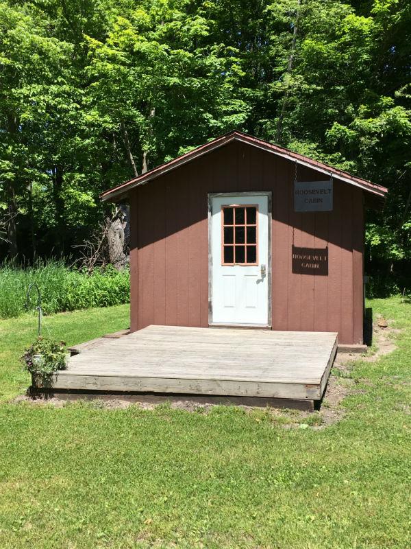 Roosevelt Cabin -No Image