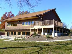 Lake Iowa Nature Center