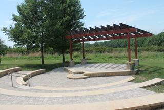 Leonard Grimes Memorial Amphitheater -No Image