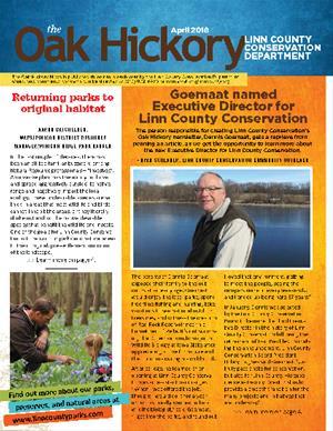 Oak Hickory April 2018