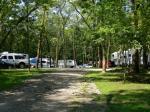 Roberts Creek West Campsites
