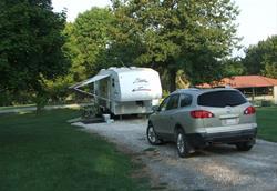 Marion County Park Campsite