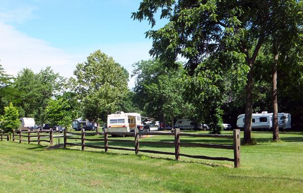 Saulsbury Bridge Recreation Area Main Campground -No Image