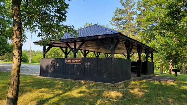 Hickory Hills Shelter -No Image