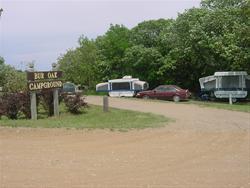Bur Oak Campground