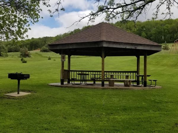 Playground Picnic Shelters -No Image