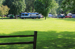 Camping at Kendallville Campground