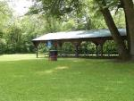 East Picnic shelter