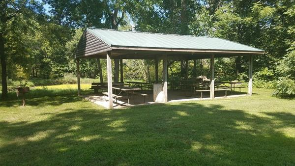Walnut Grove Shelter -No Image