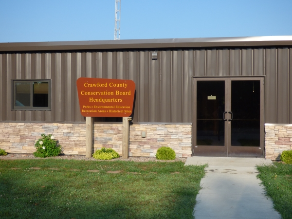 Crawford County Conservation Board Headquarters -No Image