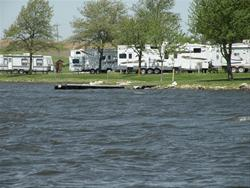 Lake Orient Campground