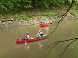 Middle River Canoeing