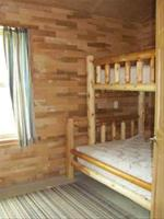 Cabins Bedroom #2