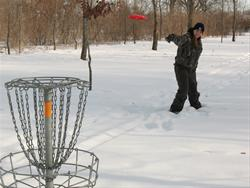 Disc Golf Course -No Image