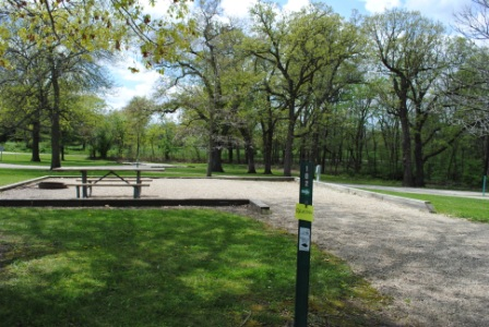 Jester Park, Site 102, Electric -No Image