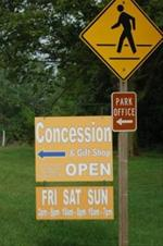 Concession & Gift Shop (Memorial Day thru Labor Day)